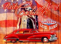 Check out RED CADILLAC GANG on ReverbNation
