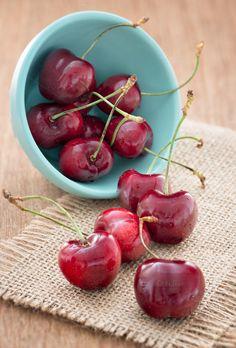 Fresh cherries by Lorena on Creative Market