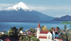Puerto Varas, Chile Wonderful Places, Beautiful Places, Pur Sang, Promised Land, Germany Travel, Vacation Trips, Vacations, Picture Photo, Travel Photos