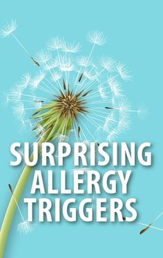 Dr. Oz shared the surprising causes of allergy symptoms that aren't what you may think. http://www.recapo.com/dr-oz/dr-oz-advice/dr-oz-drinking-wine-headache-hair-product-congestion-fruit-allergy/