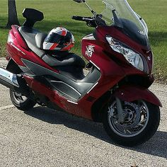 List of Suzuki Burgman 400 scooters for sale