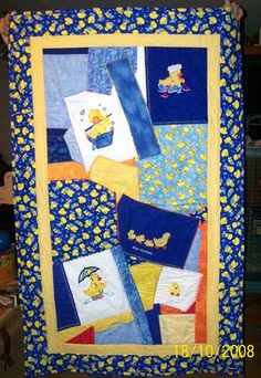 Quilted Ducks