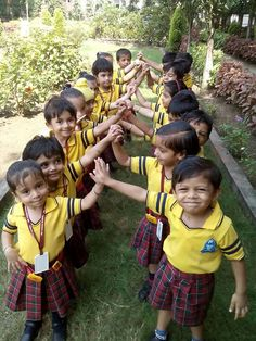Excursion by Nursery students