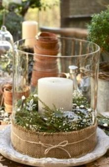 wedding reception decor,  candle wedding decor, candle wedding flower centerpiece, add pic source on comment and we will update it. www.myfloweraffair.com