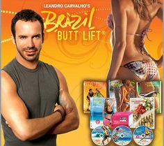 www.beachbodycoach.com/Washausen  Trainer to world-famous supermodels, Leandro Carvalho combines Brazilian dance, cardio, and his own signature lower-body sculpting moves to lift, firm, and shape your behind for a rear view you've only dreamed about