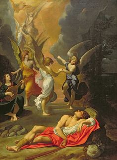 Jacob's Dream (1593). Ludovico Cardi da Cigoli