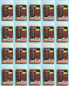 500 ULTRA PRO Card Sleeves Standard Penny Baseball Basketball Football Pokemon