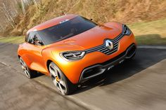Renault Captur Cupe 2011
