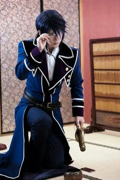 Munakata Reishi (by Reika) | K Project #anime #cosplay