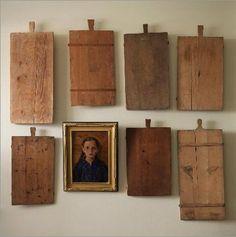 bread boards + portrait