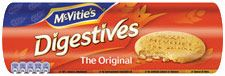 Digestives...reminds me of the times I went hunting Antiques thru the countryside and we ate these as snacks with a cup of cream tea...yummy comfort