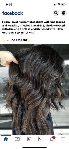 Blonde Hair With Roots, Hair Color Formulas, Redken Shades Eq, Balayage Brunette, Brown Shades, Hair Studio, All Things Beauty, Hair Looks, Hair Inspo