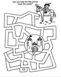 Easy mazes