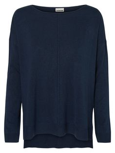 Loose fit knitted pullover from Noisy may.