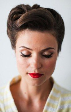 80 Easy Updo Hairstyles for Medium Length Hair