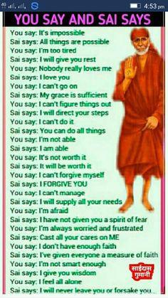 OM SAI RAM Sai Baba Hd Wallpaper, Sai Baba Wallpapers, Hd Wallpapers For Mobile, Sai Baba Pictures, God Pictures, Jai Sri Ram, Sai Baba Miracles, Guru Nanak Ji, Hindu Deities