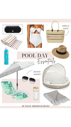Amazing Life Hacks, Simple Life Hacks, Useful Life Hacks, Improve Productivity, Pool Accessories, Pool Days, Living A Healthy Life, What To Pack, One Piece Swimsuit