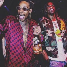 DOWNLOAD/LISTEN:Wiz Khalifa - Bake Sale ft. Travis Scott [Official Audio]