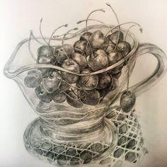 15 отметок «Нравится», 3 комментариев — 🐦 Natasha Oleinikova (@ol.natalie) в Instagram: «#wip салфетка это печаль-печаль  #art #artwork #pencil #pensilart #drawing»