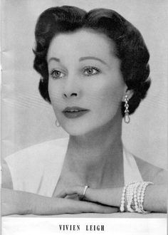 Vivien Leigh in a photo shoot photo a little older but still lovely.