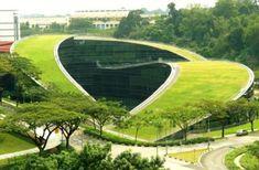 School of Art, Design and Media de l'université technologique de Nanyang à Singapour