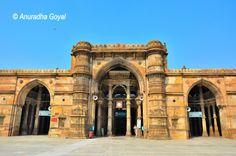 Jami Masjid during Ahmedabad Heritage Walk