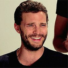 THAT Laugh <3 | 26 Reasons To Be Eternally Thankful For Jamie Dornan's Existence