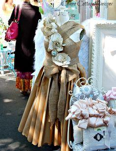 gorgeous vintage mannequin at the 2013 Spring Fancy Flea Market - Lakeland, Florida by Debi Willhoite at Cameo Cottage Designs