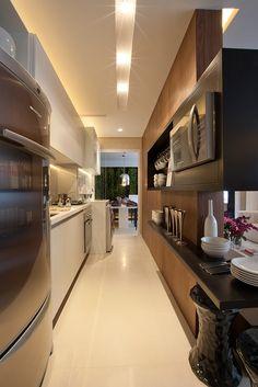 Recorte com embutidos Fernanda Marques | Projetos | Empreendimentos Brookfield Home Design