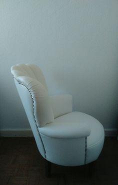 Reciclagem de cadeirao (Senhorinha)♻💟
