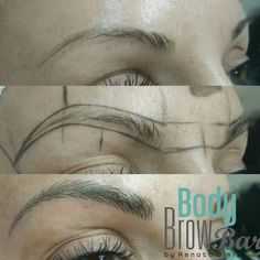 Permanent Makeup on Pinterest | Eyelash Extensions, Eyebrows and ...