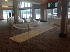 Ceremony dressing in the Castle Suite, Quay Hotel, Deganwy