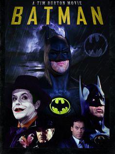 The List of Batman Movies