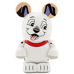Lucky from the 101 Dalmatians Vinylmation Series.  #Disney