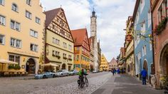 Laut Instagram: Das sind Deutschlands 15 schönste Kleinstädte - WELT