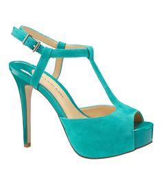 Gianni Bini Traci T-Strap Sandals