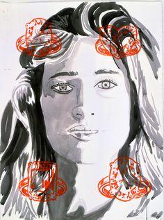 David Salle (Norman, Oklahoma, 1952) es un pintor estadounidense. Se le ha adscrito a diversas tendencias del arte postmoderno norteamericano, como el Neoexpresionismo, el Simulacionismo, el Bad painting o la New Image Painting.