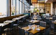WithDowntown Restaurant Weekfast approaching, now is the time to snap up those coveted reservations. The nine-day promotion runs fromSaturday, July 23–Sunday, July 31. Whether you're hopping over from another neighborhood or making the trek from the suburbs, a great meal makes for an ...