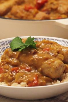 "Best Ever Curried Sausages by dadong judi - ""Without doubt, the best curried sausage meal I've made!We absolutely loved the flavours. A firm fav in this home now! Curry Recipes, Pork Recipes, Slow Cooker Recipes, Chicken Recipes, Cooking Recipes, Healthy Recipes, Chicken Soups, Savoury Recipes, Healthy Soup"
