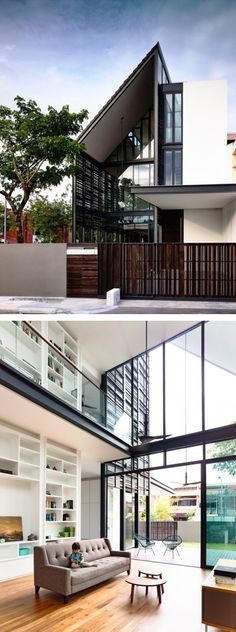 Container can be. HYLA architects