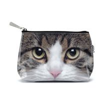 Homestyle: Catseye London Zipper Bags. Love this.