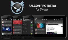 Falcon PRO, así es uno de los clientes de twitter más pulidos existentes y aún en beta http://www.xatakandroid.com/p/88398