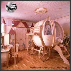 Cinderella Bed.