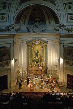 Chapel of the Royal Palace of Aranjuez