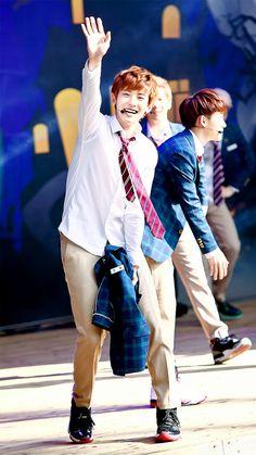 Chanyeol EXO K Happy Virus #Growl