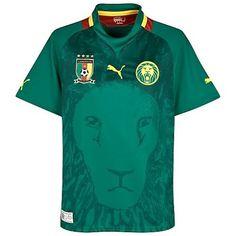 la selección de Cameún 2012/13 Camiseta fútbol [481] - €16.87 : Camisetas de futbol baratas online!
