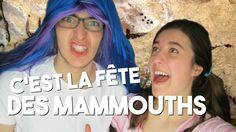 C'EST LA FÊTE DES MAMMOUTHS !