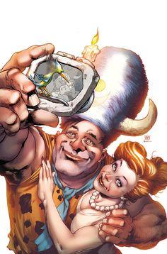 DC Comics anuncia na Comic-Con um novo título da sua linha Hanna-Barbera