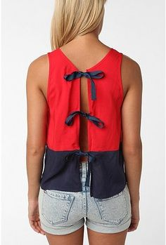 $49.99  urban outfitters. Business in the front, party in the back... I wear it with shorts and white jeans