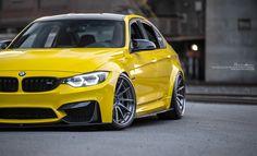 "https://flic.kr/p/HDesuv | yellow bmw f80 m3 on 20"" brixton forged wheels r10d targa series | yellow bmw f80 m3 on 20"" brixton forged wheels r10d targa series"